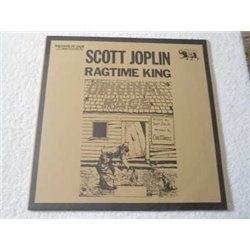Scott Joplin - Ragtime King Vinyl LP Record For Sale - German Import
