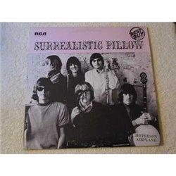 Jefferson Airplane - Surrealistic Pillow Vinyl LP Record For Sale