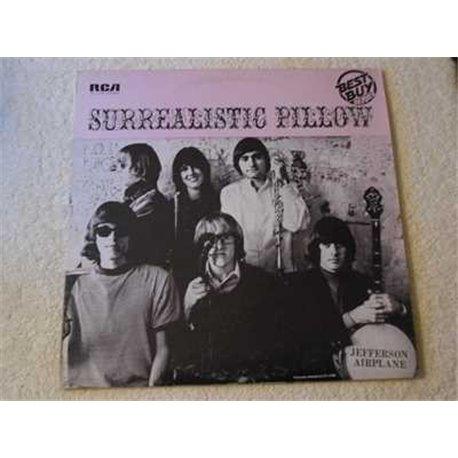Jefferson Airplane - Surrealistic Pillow Vinyl LP Record For Sale