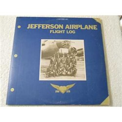 Jefferson Airplane - Flight Log 1966-1976 Vinyl LP Record For Sale