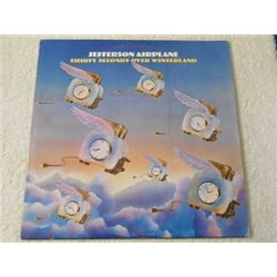 Jefferson Airplane - Thirsty Seconds Over Winterland Vinyl LP Record For Sale