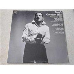 Tony Bennett - Tony's Greatest Hits Vinyl LP Record For Sale