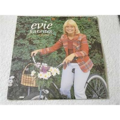 Evie - Favorites Volume 1 Vinyl LP Record For Sale