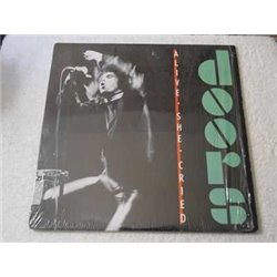 Doors - Alive She Cried Vinyl LP Record For Sale