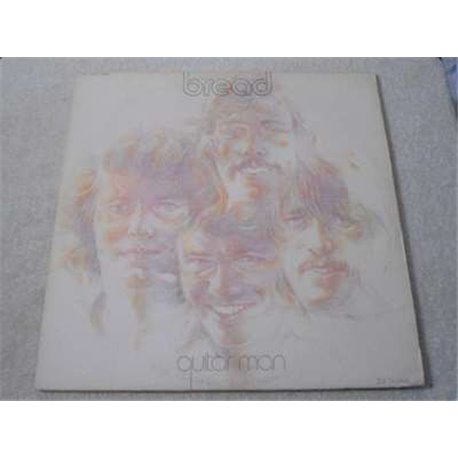 Bread - Guitar Man Vinyl LP Record For Sale