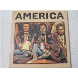 America - Self Titled Vinyl LP Record For Sale