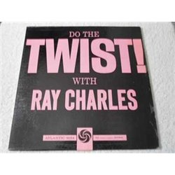 Ray Charles - Do The Twist Vinyl LP Record For Sale