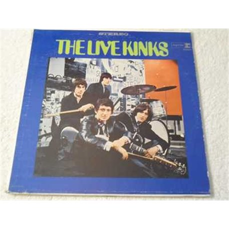 The Kinks - The Live Kinks Vinyl LP Record For Sale