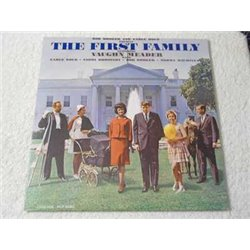 The First Family - Featuring Vaughn Meader Vinyl LP Record For Sale