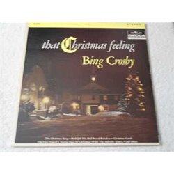 Bing Crosby - That Christmas Feeling Vinyl LP Record For Sale