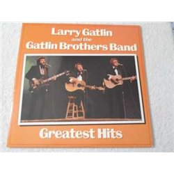 Larry Gatlin - Gatlin Brothers Band Greatest Hits Vinyl LP Record For Sale