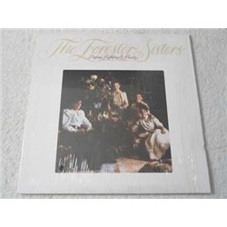 The Forester Sisters - Perfume, Ribbons & Pearls Vinyl LP Record For Sale