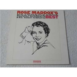 Rose Maddox - Rose Maddox's Best Vinyl LP Record For Sale