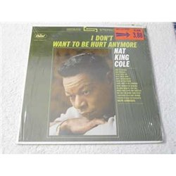 Nat King Cole - I Don't Want To Be Hurt Anymore Vinyl LP Record For Sale