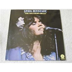 Linda Ronstadt - The Southern Belle COLORED Vinyl LP Record For Sale - Import