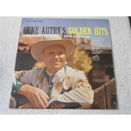 Gene Autry - Golden Hits Vinyl LP Record For Sale