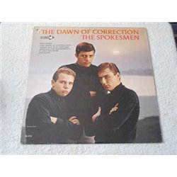 The Spokesmen - The Dawn Of Correction Vinyl LP Record For Sale