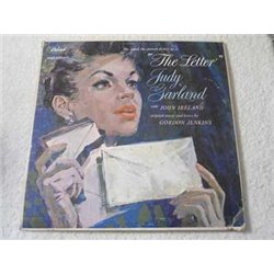 Judy Garland - The Letter Vinyl LP Record For Sale