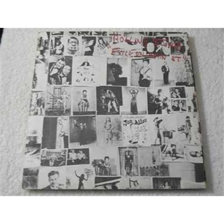 Rolling Stones - Exile On Main St. Vinyl LP Record For Sale