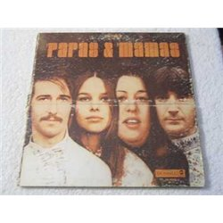 The Mamas & The Papas - The Papas & The Mamas Vinyl LP Record For Sale