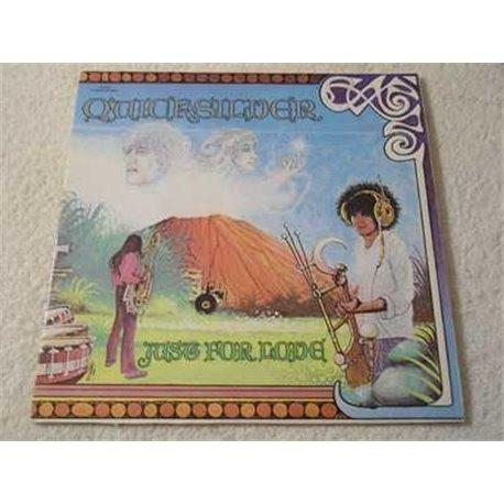 Quicksilver Messenger Service - Just For Love Vinyl LP Record For Sale