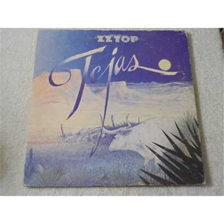 ZZ Top - Tejas Vinyl LP Record For Sale