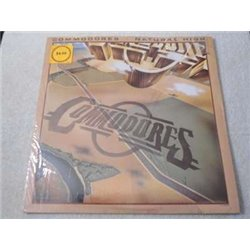 Commodores - Natural High Vinyl LP Record For Sale