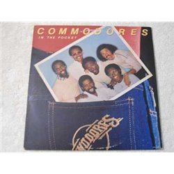Commodores - In The Pocket Vinyl LP Record For Sale