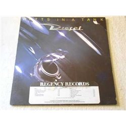 Diesel - Watts In A Tank PROMO Vinyl LP Record For Sale