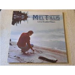 Mel Tillis - Loves Troubled Waters Vinyl LP Record For Sale