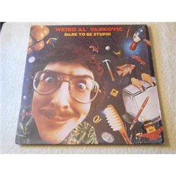 Weird Al Yankovic - Dare To Be Stupid Vinyl LP Record For Sale