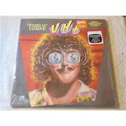 Weird Al Yankovic - UHF Original Motion Picture Soundtrack Vinyl LP Record For Sale