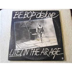 Be Bop Deluxe - Live! In The Air Age Vinyl LP + EP Record For Sale