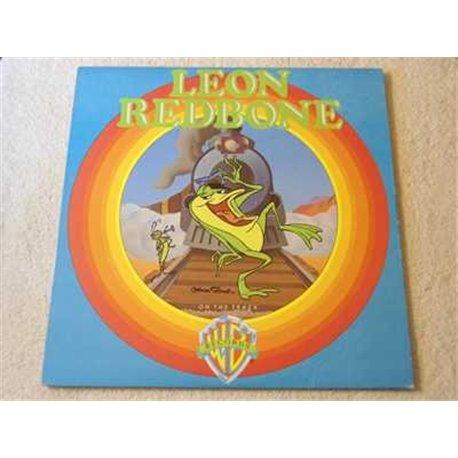 Leon Redbone - On The Track Vinyl LP Record For Sale
