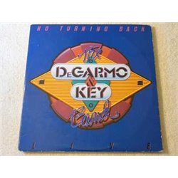 Degarmo & Key - No Turning Back LIVE Vinyl LP Record For Sale