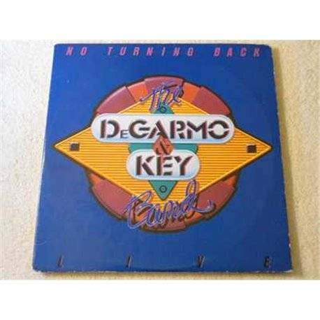 Degarmo & Key - No Turning Back Vinyl LP Record For Sale