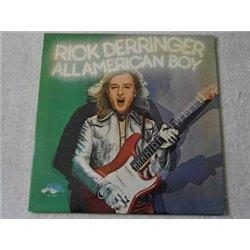 Rick Derringer - All American Boy Vinyl LP Record For Sale