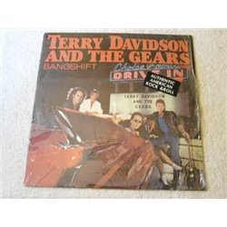 Terry Davidson And The Gears - Bangshift Vinyl LP Record For Sale