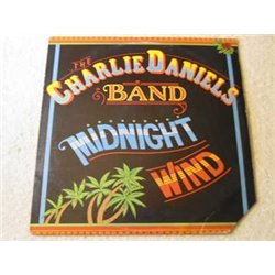 The Charlie Daniels Band - Midnight Wind Vinyl LP Record For Sale