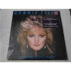 Bonnie Tyler - Faster Than The Speed Of Night Vinyl LP Record For Sale