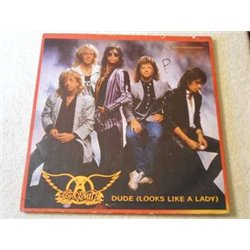 Aerosmith - Dude (Looks Like A Lady) Vinyl LP Record For Sale