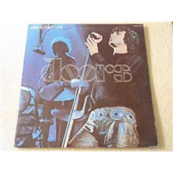 The Doors - Absolutely Live 2xLP Vinyl LP Record For Sale