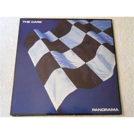 The Cars - Panorama Vinyl LP Record For Sale