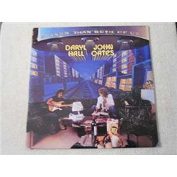 Daryl Hall & John Oates - Bigger Than Both Of Us Vinyl LP Record For Sale