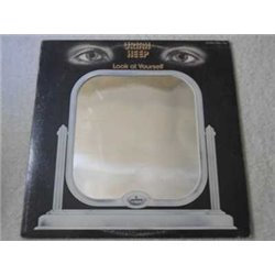 Uriah Heep - Look At Yourself Vinyl LP Record For Sale