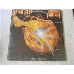 Uriah Heep - Return To Fantasy Vinyl LP Record For Sale