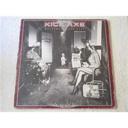Kick Axe - Welcome To The Club Vinyl LP Record For Sale