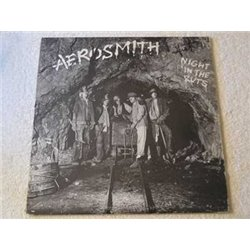 Aerosmith - Night In The Ruts Vinyl LP Record For Sale
