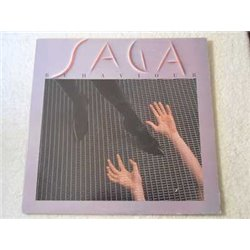 Saga - Behaviour PROMO Vinyl LP Record For Sale