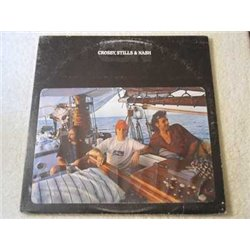 Crosby Stills & Nash - CSN Vinyl LP Record For Sale